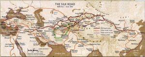 El Blog de Rafael Ramiro Mapa Ruta de la Seda Makhmudov