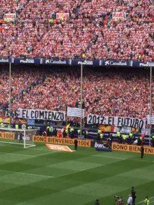 El Blog de Rafael Ramiro - Transformación de mi Atlético de Madrid