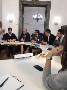 Participantes del evento celebrado en el Go Madrid Tech Center
